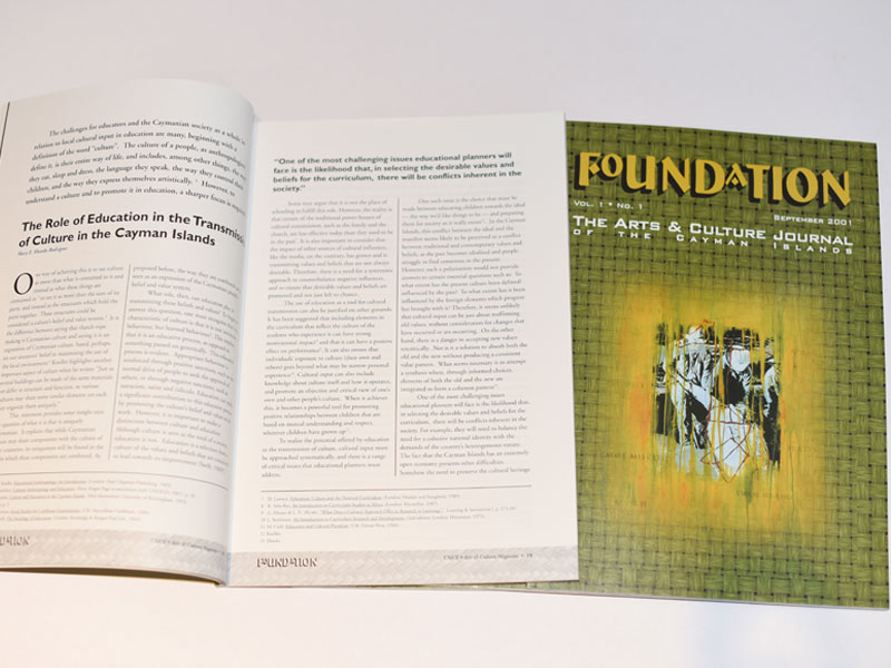 Foundation-Vol-1-No-1