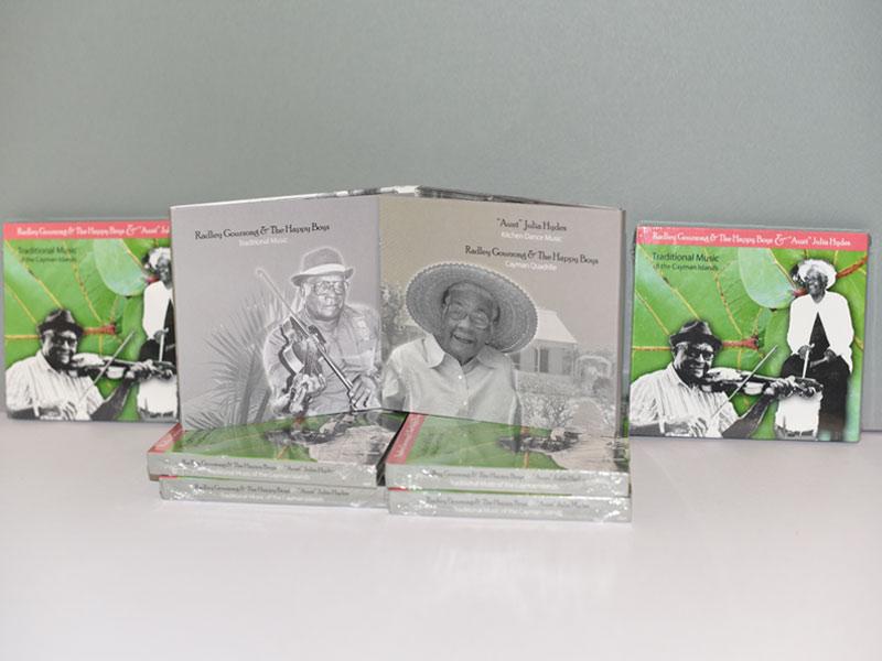 Radley-and-Aunt-Julia-CD